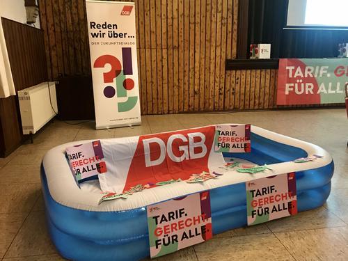 Regionsklausur des DGB Oberpfalz