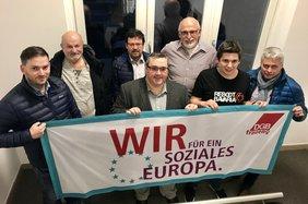 Der DGB Kreisvorstand Regensburg positioniert sich zur Europawahl.