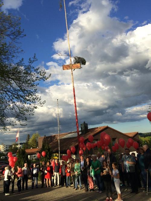 Kundgebung in Windischeschenbach