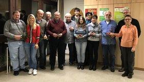 Weihnachtsfeier aller Gremien im Kreisverband Cham