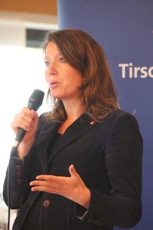 Katharina Joho, DGB Bayern.