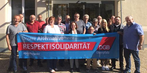 Ehrenamtliche Sozialrichter: Unsere Alternative heißt Respekt und Solidarität