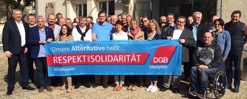 Ehrenamtlich Arbeitsrichter: Unsere Alternative heißt Respekt und Solidarität