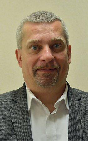 DGB Regionssekretär Peter Hofmann