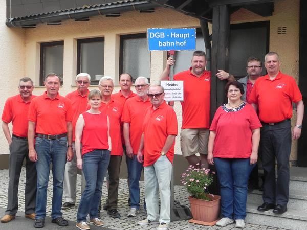 Vorstand KV Tirschenreuth